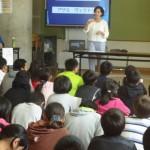 【宜野湾市】大謝名小学校で職業人講話を行いました