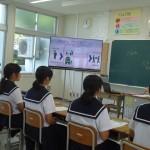 【多良間】多良間中学校1年生 プロジェクトT 事前学習