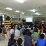 【北中城】島袋小学校6年生 ジョブシャドウイングに向けての職業人講話