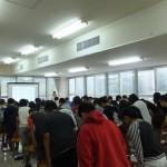 【北中城】島袋小学校6年生 ジョブシャドウイングの事前学習を行いました!