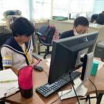 【多良間】多良間中学校2年生 職場体験を行いました!