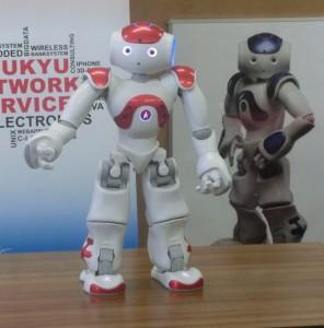 人型ロボットNAO