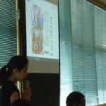 【宜野湾市】嘉数中学校で職業人講話を行いました!